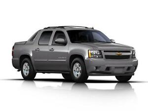 WANTED 2009 or newer Chevrolet Avalanche LTZ Pickup Truck