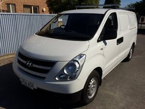 2009 Hyundai iLOAD TQ 5 Speed Manual Van Clarence Gardens Mitcham Area Preview