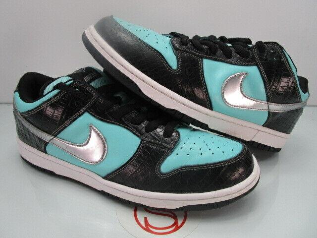 2005 Nike Dunk Low SB DIAMOND SUPPLY 11.5 (REPLACEMENT BOX)