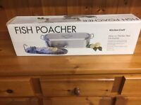 Fish Poacher for sale