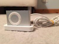 iPod Shuffle 2nd Generation 1GB Silver