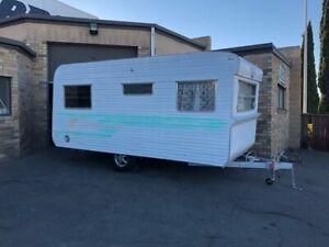 Caravan 15 Ft Derwent Park Glenorchy Area Preview