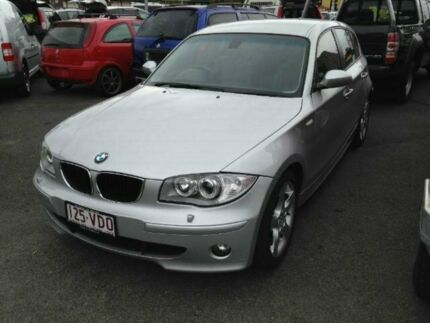 2005 BMW 120I E87 Silver 6 Speed Manual Hatchback Greenslopes Brisbane South West Preview