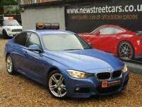 2014 BMW 3 Series 2.0 320d M Sport (s/s) 4dr Saloon Diesel Automatic