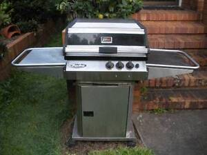 Barbeques Galore 4 x Burner Gas BBQ $350 Albion Brisbane North East Preview