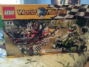 new in box Lego, gator swamp