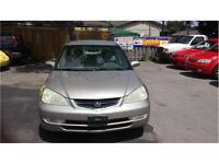 2002 ACURA EL EXCELLENT CONDITION E-TESTED AND SAFETY