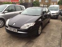 Renault Laguna 1.5 dCi Expression 5dr , 60000 Miles , ONE OWNER, 6 MONTHS FREE WARRANTY