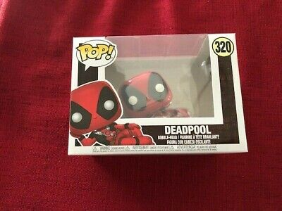 Funko Pop Marvel DEADPOOL #320