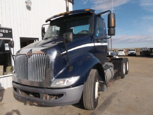 2013 INTERNATIONAL TRANSTAR T/A AUTOMATIC 5TH WHEEL