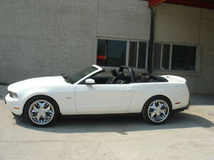 2010 Ford Mustang GT Convertible Premium