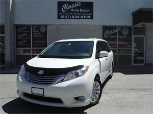 2013 Toyota Sienna Limited AWD **CERTIFIED**NAV**CAM**