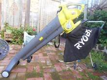 Ryobi Blower Vacuum 2400W electric excellent condition garden Beaconsfield Fremantle Area Preview
