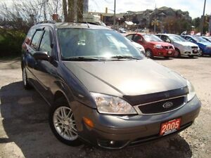 2005 Ford Focus ZXW SES Only 113km Leather Sunroof