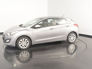 2013 Hyundai i30 GD Active Grey 6 Speed Sports Automatic Hatchback Welshpool Canning Area Preview