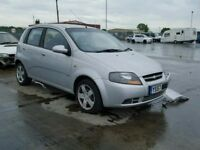 CHEVROLET KALOS 1.2 2008 BREAKING FOR SPARES TEL 07814971951 HAVE FEW IN STOCK