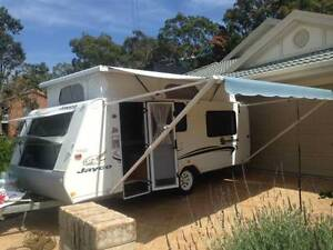 2005 Jayco Nelson Bay Port Stephens Area Preview