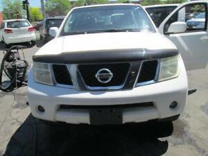 NISSAN PATHFINDER LE 2006,FULL,LEATHER,DVD,ROOF,LOW KM WARR
