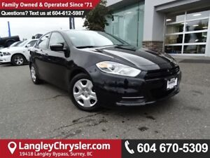 2016 Dodge Dart SE *ACCIDENT FREE*ONE OWNER*LOCAL BC CAR*