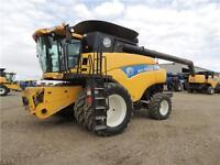 2010 New Holland CR9080 Combine - Fully Reconditioned!!