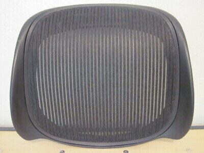 Herman Miller Aeron Chair Replacement Seat Pan Graphite Size B Medium Parts 11