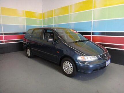 1997 Honda Odyssey (7 Seat)  Blue 4 Speed Automatic Wagon Wangara Wanneroo Area Preview