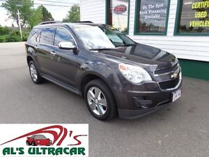 2014 Chevrolet Equinox LT AWD only $166 bi-weekly all in!