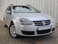 Volkswagen Golf 1.9 TDI 105 SE Tourer, Rare Golf 1.9 TDI Diesel Tourer, With a Full Service History