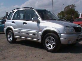 SUZUKI 2.0 GRAND VITARA 5 DR SILVER CLICK ON VIDEO LINK TO SEE THIS VEHICLE IN GREATER DETAIL