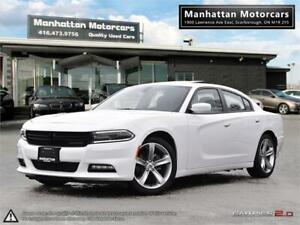 2018 DODGE CHARGER SXT+ |LEATHER|ROOF|CAMERA|ALLOY|CARPLAY|16KM