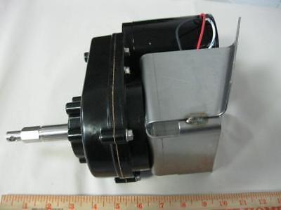 Lancer Sanden Vendo Motor Drive Assembly Hex 115v 4rpm Univendor