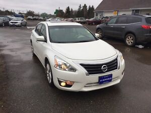 2013 Nissan Altima 2.5 SL MUST SEE BEAUTIFUL CAR FULLY LOADED