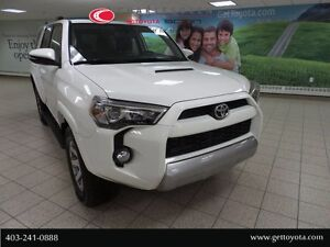 2015 Toyota 4Runner 4WD Trail Edition - Leather Interior