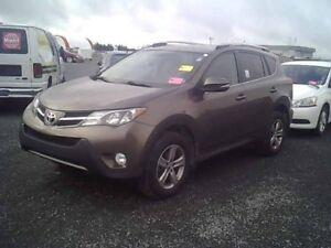 2015 Toyota RAV4 XLE AWD TOIT CAMERA DE RECUL MAGS À VENIR