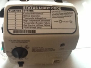 Honeywell - Natural gas control valve, brand new