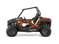 POLARIS RZR® 900 EPS Trail GLOSS NUCLEAR SUNSET