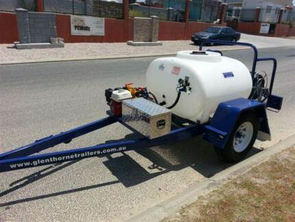 NEW 1000LT H/DUTY GLENTHORNE FIRE FIGHTER TRAILER Kenwick Gosnells Area Preview