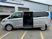 2020 Ford Tourneo Custom 2.0 Ecoblue 130Ps L/R 8 Seater Titanium Auto Standard R