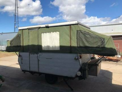 Fleetwood Camper Busselton Busselton Area Preview