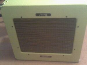 """PEAVEY DELTA BLUES 1x15"""" COMBO : SELL or TRADE"""