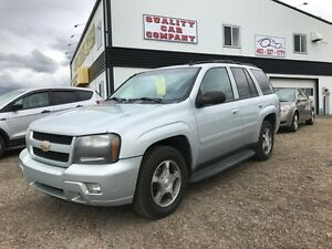 2008 Chevrolet TrailBlazer LT1 4x4 Sunroof. Sale Price $5650!!