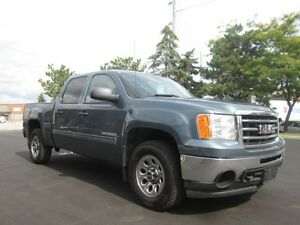 2012 GMC Sierra 1500 SLE CREW CAB 4X4 POWER GROUP!