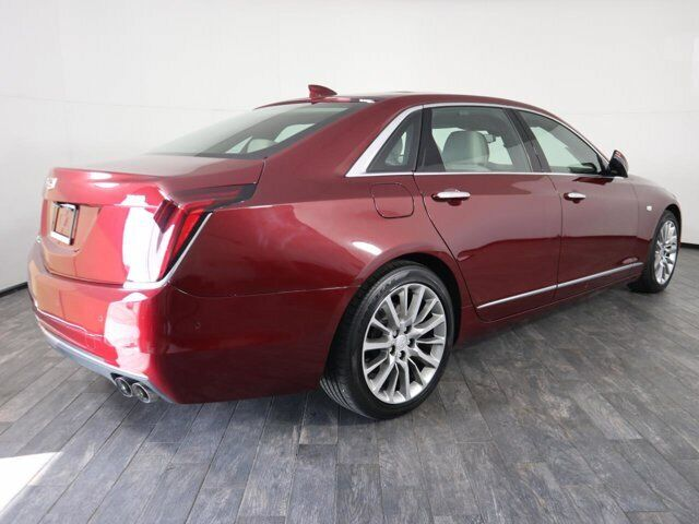 Off Lease Only 2017 Cadillac CT6 3.6L Luxury AWD Gas V6 3.6L/223