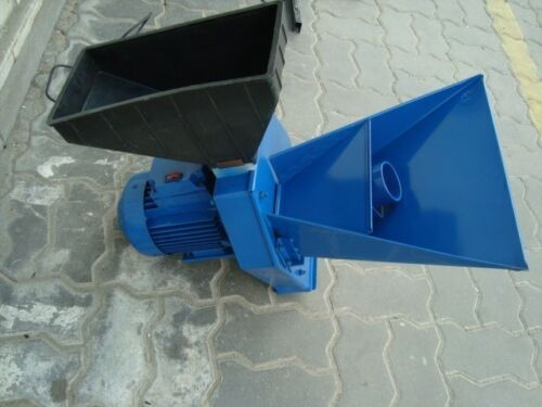 Feed mill grinder electric corn straw wheat oats crusher Animal Poultry Feed 220