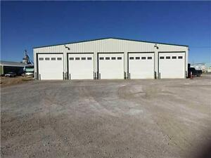 BUILDING FOR SALE OR LEASE - Claresholm