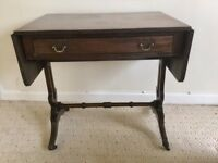 Vintage Desk For Sale - Classic Style - Suitable as Occasional Table or Home Office Desk