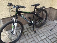 Saracen Mountain bike (teenager size) in excellent condition hardly used