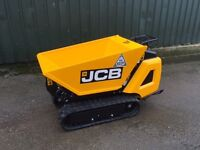 TRACKED MOTORISED WHEELBARROW HIRE (SELF DRIVE) NOTTINGHAMSHIRE & DERBYSHIRE , HIGH TIP DUMPER