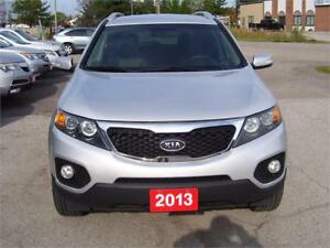 2013 Kia Sorento EX Lux LEATHER BACKUP CAMERA