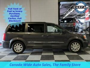 2015 Chrysler Town & Country Touring, Back Up Camera, Power Seat